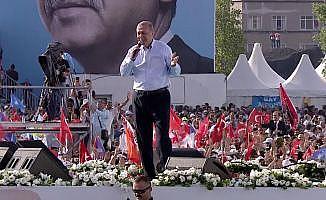"""Erdoğan'dan """"atlı fayton"""" açıklaması"""