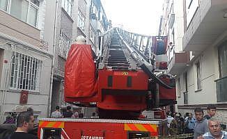 İstanbul'da ölümlü yangın !