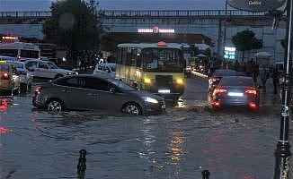 Meteorolojiden Trakya Bölgesi için sel uyarısı