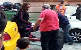 O taksi şoförü cezadan kurtulamadı
