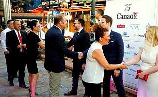 Kanada Günü Ankara ve İstanbul'da kutlandı