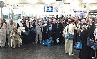 Toprak Turizm ilk Umre grubunu kutsal topraklara uğurladı