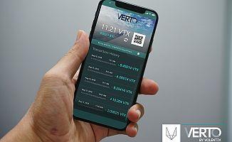 Kripto paralar Verto cüzdan ile güvende