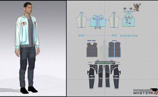 Türkiye'nin ilk 3D Moda Akademisi açıldı
