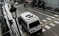Feci kaza MOBESE kameralarına böyle yansıdı