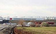 5 bin Türkmen konteyner kente yerleştiriliyor