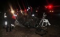 Konya Ereğli'de otobüs tıra çarptı: 1 ölü