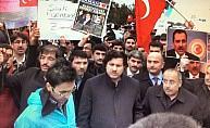 Adliye önündeki eylem yapan 33 kişiye gözaltı