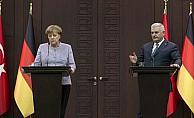 Başbakan Yıldırım ve Merkel-Kılıçdaroğlu görüşmesini değerlendirdi