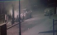 Gebze'deki feci trafik kazası kameralarda