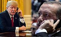 Erdoğan Trump ile ne konuştu?
