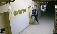 14 okulu soydu, kameralara yakalandı