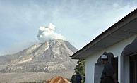 Yanardağ 24 saat içinde 7 kez patladı