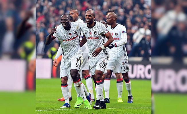 Beşiktaş'ın gelirleri artıyor