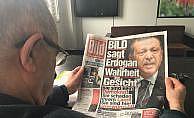 """Alman gazetesi Bild: """"Erdoğan kendi ülkesini mahvetti"""""""