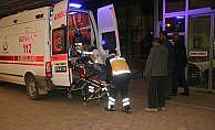Suriye'de yaralanan 9 kişi Kilis'e getirildi