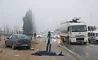 izmir'de otomobil dehşet saçtı: 1 ölü