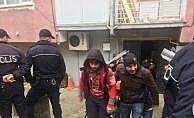 Trabzon'da 10 kişiye DAEŞ operasyonunda gözaltı