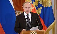 """Putin: """"ABD'nin Suriye'ye saldırısı uluslararası hukuka aykırı"""""""