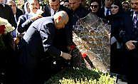 Alparslan Türkeş ölümünün 20. yıl dönümünde anıldı