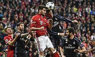 Bayern Münih evinde Real Madrid'e yenildi
