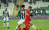 Bursaspor mutlak galibiyete odaklandı