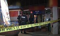 Kadıköy'de silahlı fast-food soygunu