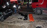 Aydın'daki kazada bir aile yok oldu