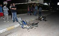 Balıkesir'de 2 motosiklet çarpıştı: 2 ölü, 1 yaralı
