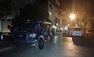 Kadıköy'de terör operasyonu