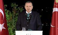 """Erdoğan: """"Taksim'deki Atatürk Kültür Merkezi'nin projesi bitti"""""""