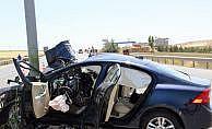 Dekan feci kazada hayatını kaybetti