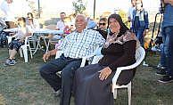 Evlendikten 47 yıl sonra düğün yaptılar