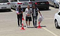 Festivali kana bulayan şahıs tutuklandı
