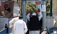 İsrail güvenlik kameraları yerleştirdi