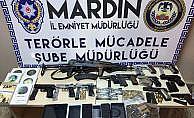 4 ilde terör operasyonu: 25 gözaltı