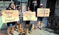 Köpeğe tecavüz iddiaları hayvanseverleri ayaklandırdı