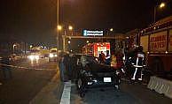 Kadıköy'de trafik kazası: 1 ölü, 1 yaralı