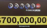 Powerball Loto ikramiyesi 700 milyon dolara yükseldi