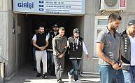 Ankara'da hırsızlık şüphelisi 9 şahıs yakalandı