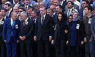 Milletvekili Abdülkadir Yüksel için Meclis'te tören