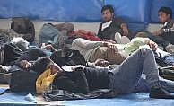 Bolu'da otobüste 94 kaçak yolcu yakalandı