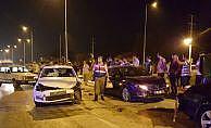 Düzce'de zincirleme trafik kazası: 8 kişi yaralı