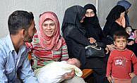 Kaçak yolla Türkiye'ye giriş yapan 33 Suriyeli mülteci yakalandı