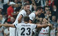 Beşiktaş Devler Ligi'nde 2'de 2 yaptı