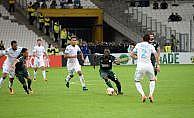 Konyaspor Olimpik Marsilya'ya 1-0 mağlup oldu