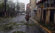 Porto Riko Maria Kasırgası'na teslim oldu