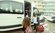 İstanbul'da okul servisleri denetlendi