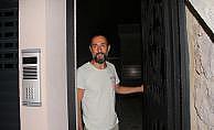 Bilardocu Semih Saygıner'in evine hırsız girdi