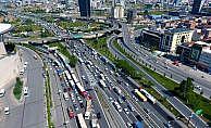 Türkiye'de trafiğe kayıtlı araç sayısı 21 milyonu geçti